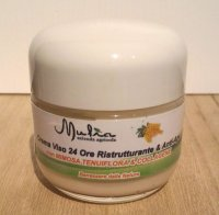 Face Cream Mimosa and Collagen Restructuring