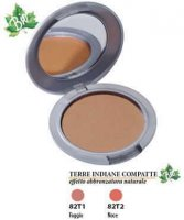 Compact Indian Bronzing Powder Walnut