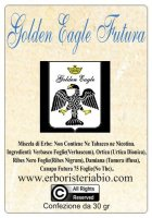 Golden Eagle Futura Hemp Tabacco alle Erbe
