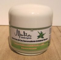 Face Cream 24 Hours Dermo Nourishing Aloe and Silk Proteins