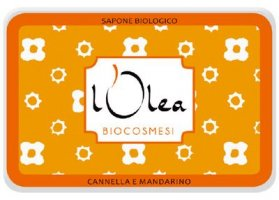 Soap Organic Cinnamon and Mandarin Lolea