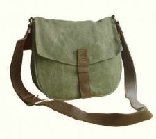 Bag Small Hemp HF0082 Kaki