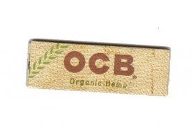 Papers OCB Organic Hemp