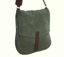 Bag Shoulder Large Hemp HF0084 Kaki