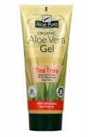 Aloe Vera Gel + Tea Tree - Linea Aloe