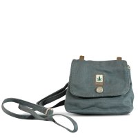 Hemp Shoulder Bag HF0025 Gray