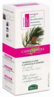 Capelvenere Wood and Bark of Conifers Shampoo