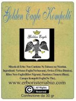 Golden Eagle Kompolti Hemp Herbal Tobacco