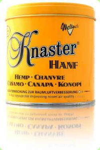 Knaster Hemp Tobacco Herbal Big