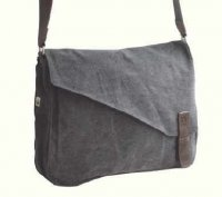 Bag Shoulder Hemp HF0083 Black