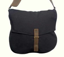 Bag Shoulder Medium Hemp HF0081 Gray