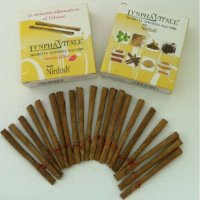 Bidi Nirdosh Herbal Cigarettes