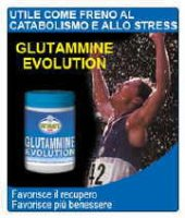 Glutammine Evolution