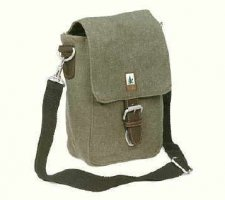 Bag Mono Shoulder Hemp HF0012 Kaki