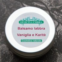 Lip Balm Vanilla and Shea