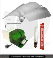 Kit Illuminazione Enforcer Easy 400W Sonlight HPS