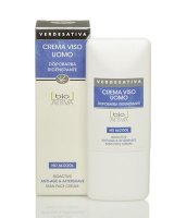 Crema Viso Uomo e After Shave Canapa