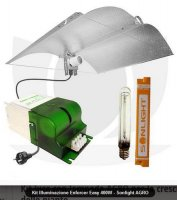 Kit Illuminazione Enforcer Easy 400W Sonlight AGRO