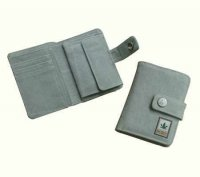 Wallet Hemp HF0060 Gray