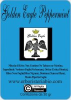 Golden Eagle Peppermint Tabacco alle Erbe
