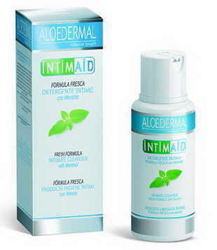 Intimate Dermal Aloe Menthol and Tea Tree - Click Image to Close