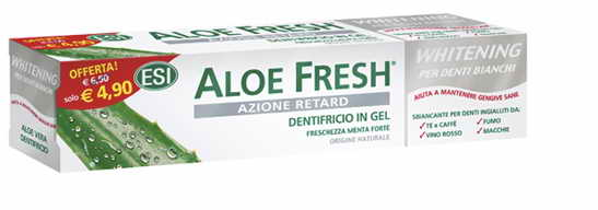 Aloe Fresh Whitening Retard