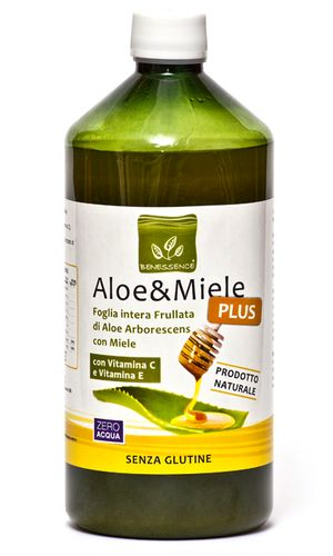 Aloe Juice and Honey - Click Image to Close