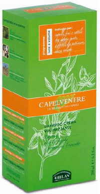 Capelvenere Volumizing Cream Shampoo - Click Image to Close