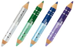 Eye Pencil Duo Sky Blue-Blue