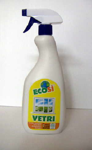 Glass Cleaner Organic Ecosi - Click Image to Close