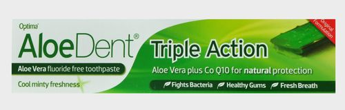 Aloe Dent Triple Action