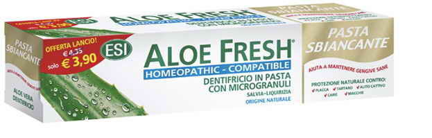 Aloe Fresh Pasta Whitening