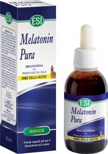Pure Melatonin drops with Herbs Night