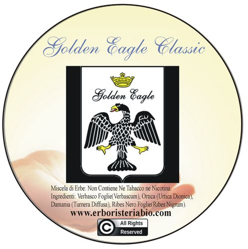Golden Eagle Classic Herbal Tobacco - Click Image to Close