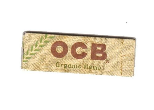 Papers OCB Organic Hemp - Click Image to Close