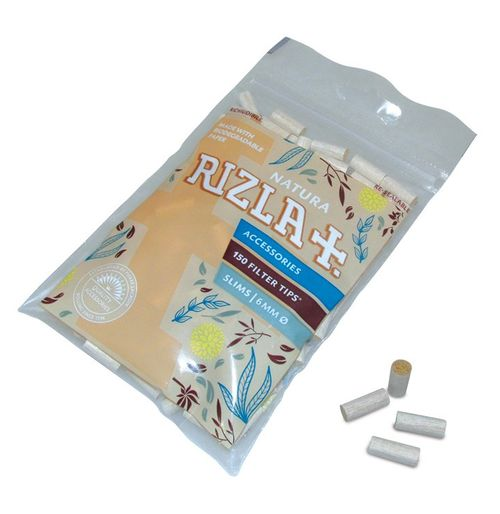 Filters Rizla Nature Biodegradable - Click Image to Close